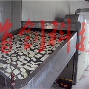 网带式农产品烘干机
